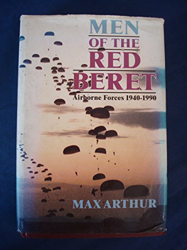 Men of the Red Beret by Max Arthur