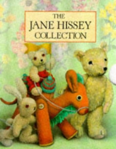 The Jane Hissey Collection: Miniature Books in Slipcase By Jane Hissey