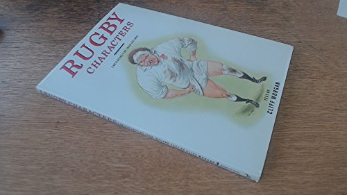 Rugby Characters By John Ireland