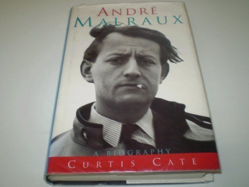 Andre Malraux By Curtis Cate