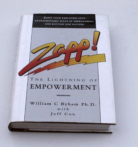 Zapp! By William C. Byham
