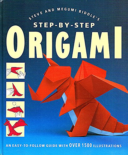 Step by Step Origami By Steve Biddle