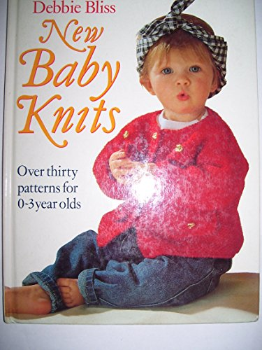 New Baby Knits By Debbie Bliss