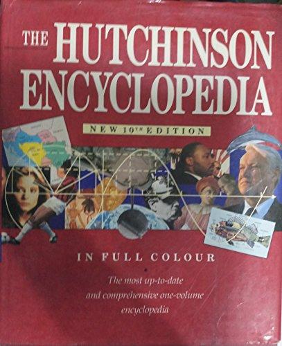 Hutchinson Encyclopedia By Brian Hutchinson