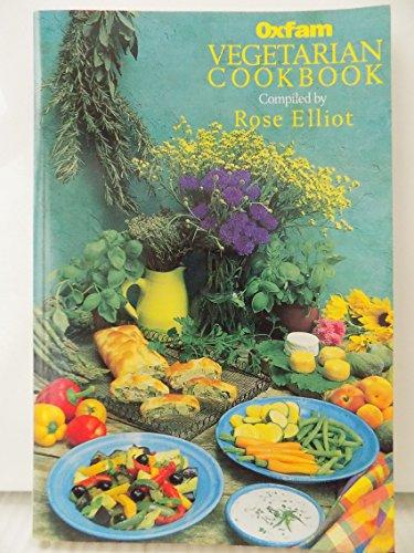 Oxfam Vegetarian Cookbook By Rose Elliot