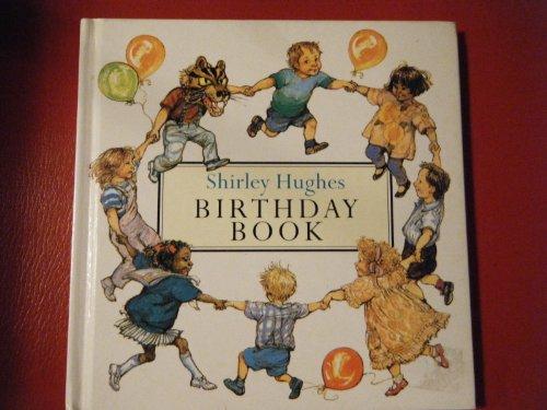 Shirley Hughes Birthday Book von Shirley Hughes