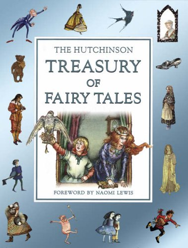 The Hutchinson Treasury of Fairy Tales By Various
