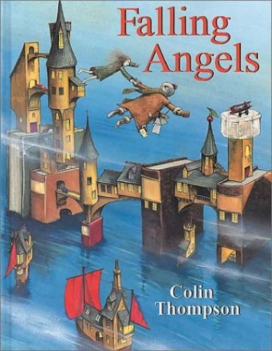 Falling Angels By Colin Thompson