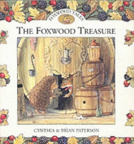 The Foxwood Treasure By Cynthia Paterson