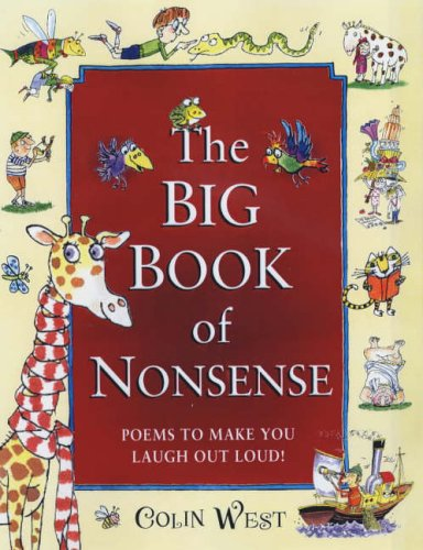 The Big Book of Nonsense By Colin West