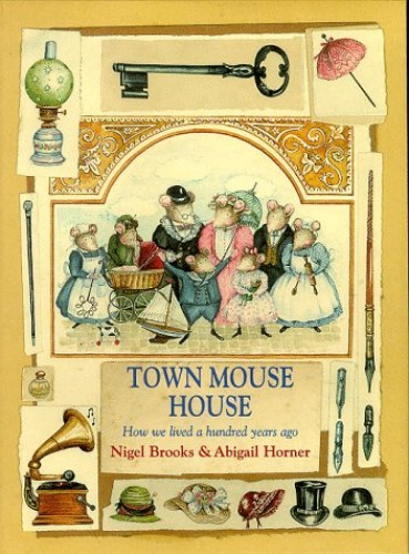 Town Mouse House By Nigel Brooks