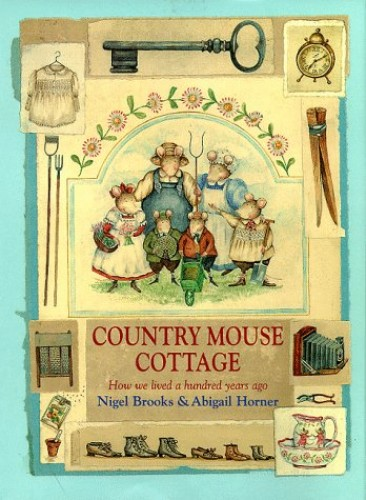 Country Mouse Cottage By Abigail Brooks