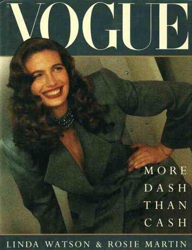 """""""Vogue"""" More Dash Than Cash By Rosie Martin"""