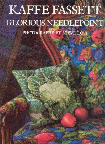 Glorious Needlepoint By Kaffe Fassett