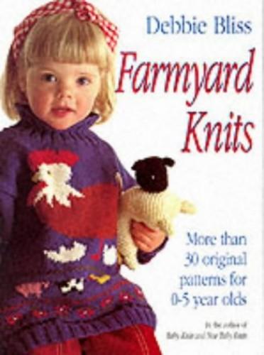 Farmyard Knits By Debbie Bliss