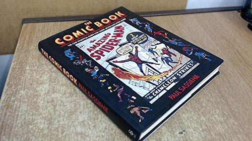 The Comic Book By Edited by Paul Sassienie