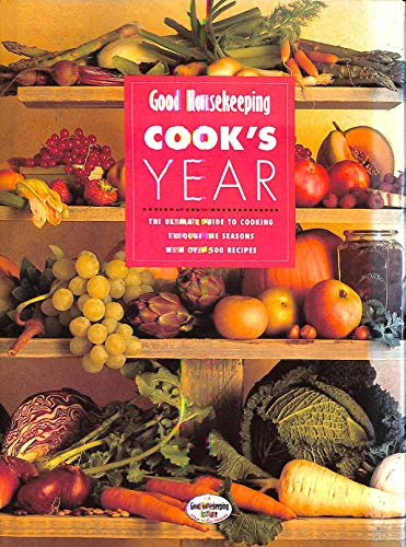 """Good Housekeeping"" Cook's Year By Good Housekeeping"