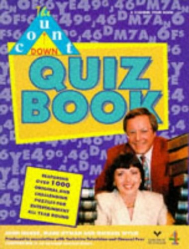 The Countdown Quiz Book By John Meade