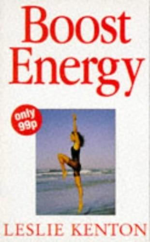 Get Energy By Leslie Kenton