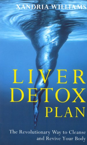 Liver Detox Plan By Xandria Williams