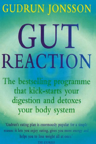 Gut Reaction By Gudrun Jonsson