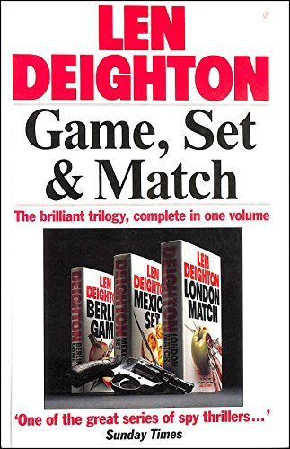 Game, Set & Match. The Brilliant Trilogy, Complete in One Volume By N/A