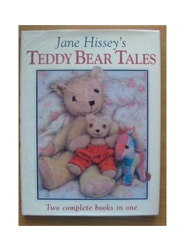 Jane Hissey's Teddy Bear Tales ('Old Bear Tales' and 'Old Bear and His Friends') By Jane Hissey