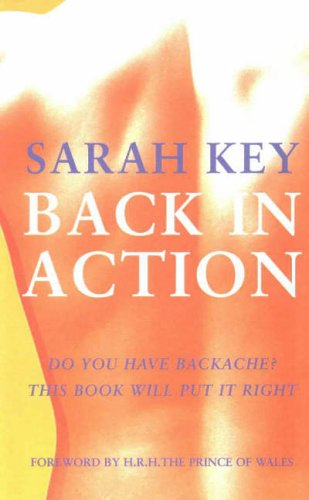 Back In Action By Sarah Key