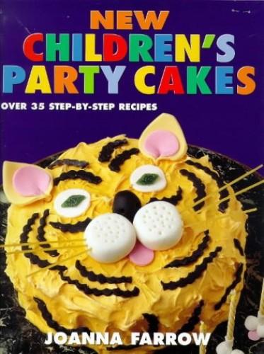 New Party Cakes By Joanna Farrow