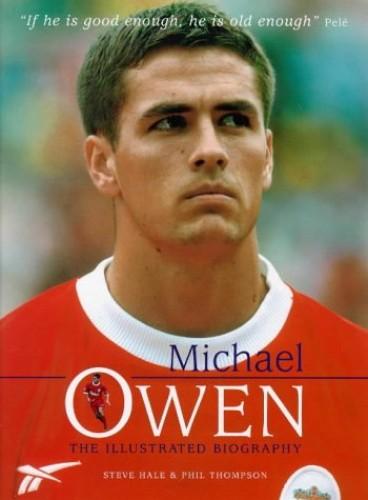 Michael Owen By Steve Hale