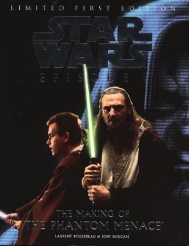 """Star Wars Episode One"" By Laurent Bouzereau"