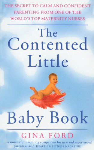 Contented Little Baby Book By Gina Ford