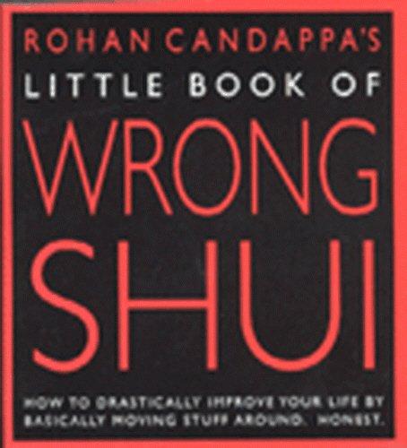 Little Book Of Wrong Shui By Rohan Candappa