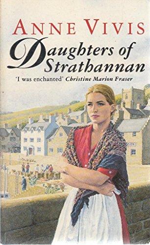 Daughters Of Strathbannan By Anne Vivis