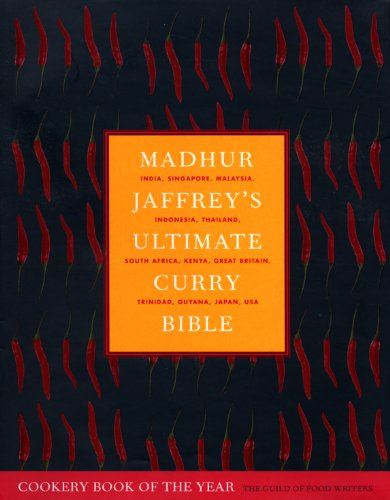 Madhur Jaffrey's Ultimate Curry Bible By Madhur Jaffrey