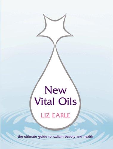 New Vital Oils By Liz Earle