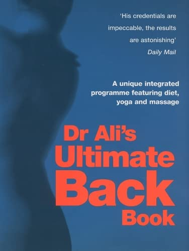 Dr Ali's Ultimate Back Book By Mosaraf Ali