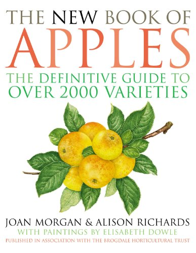 The New Book of Apples By Joan Morgan