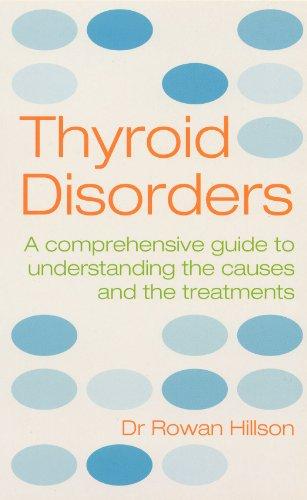 Thyroid Disorders By Rowan Hillson, MBE, MD, FRCP