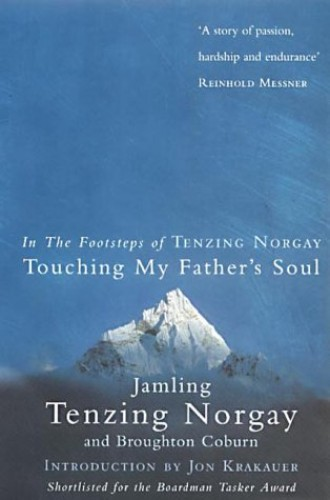 Touching My Father's Soul By Broughton Coburn