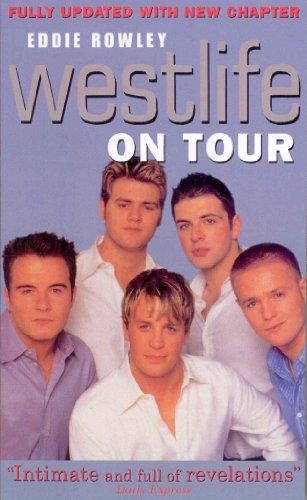 Westlife On Tour By Eddie Rowley