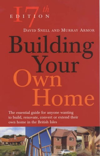 Building Your Own Home by Murray Armor