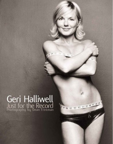 Geri: Just for the Record By Geri Halliwell