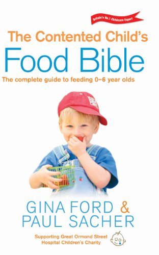 The Contented Child's Food Bible By Gina Ford