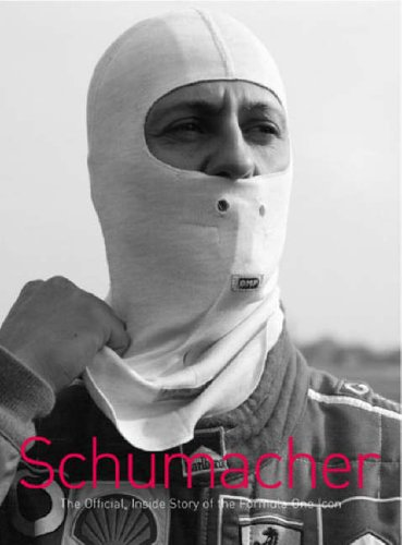 Michael Schumacher: Driving Force by Michael Schumacher