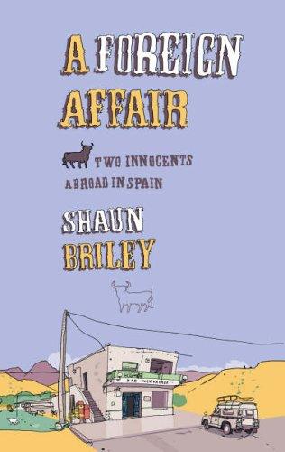 A Foreign Affair By Shaun Briley