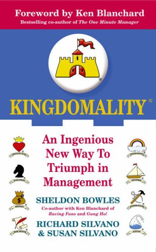 Kingdomality By Sheldon Bowles