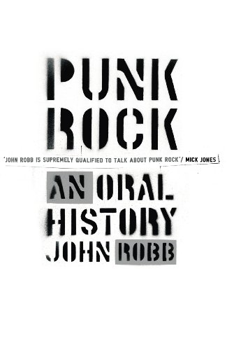 Punk Rock By John Robb