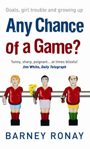 Any Chance Of A Game? By Barney Ronay