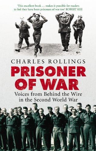 Prisoner Of War By Charles Rollings